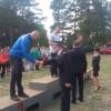 Strażak z Piły wicemistrzem Polski w nurkowaniu