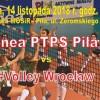 Już dzisiaj do Piły przyjeżdża #Volley Wrocław. Zagrajmy Razem!