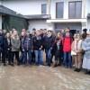 Spotkanie wolontariuszy na budowie Zakładu Opiekuńczo Leczniczego i Hospicjum w Pile