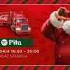 Świąteczna ciężarówka Coca-Cola odwiedzi Piłę!