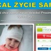 Ocal życie 6-letniej Sary z Nieżychowa