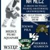 Mecz o awans do finału Pilskiej Amatorskiej Ligi Hokejowej