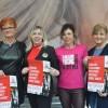 Taniec przeciw przemocy seksualnej w Pile