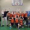 Wygrana młodych koszykarzy z Piły