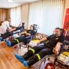 """""""Oddaj Krew – uratuj życie"""" – pilscy strażacy dzielili się Darem Życia"""