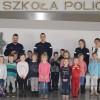 Przedszkolaki odwiedziły pilską Szkołę Policji