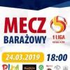 Zapraszamy na mecz barażowy o 1 Ligę Futsalu