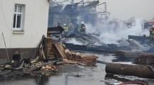 Groźne pożary w powiecie pilskim