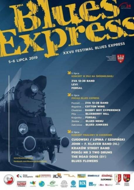 Już niedługo wyruszy kolejny Blues Express
