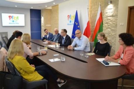Wrocław czerpie inspiracje od Piły – spotkanie w sprawie Spółdzielni Socjalnych