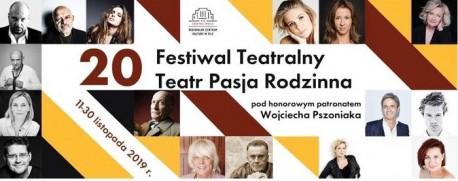 Znamy program pilskiego 20. Festiwalu Teatralnego 2019