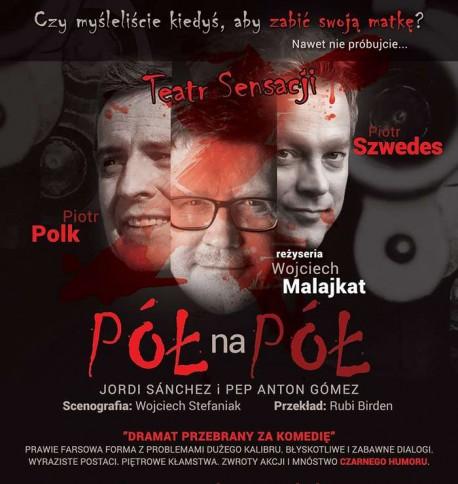 Polk i Szwedes na ujskiej scenie