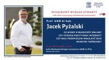 Inspirujący wykład Jacka Pyżalskiego… tylko w Pile. Zapraszamy!