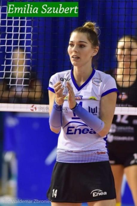 Emilia Szubert w nadchodzącym sezonie nie zagra w barwach Enea PTPS Piła!