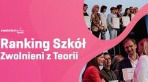 Prawie 30 proinnowacyjnych szkół z Wielkopolski w Rankingu Szkół Zwolnieni z Teorii