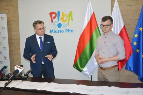Znamy dokładny projekt przebudowy III etapu alei Niepodległości w Pile