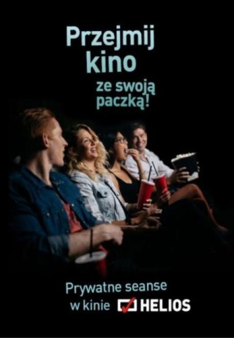 Piła. Kino Helios w Atrium Kasztanowa ponownie otwarte!