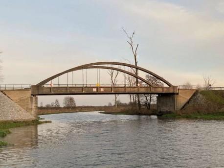 """Budowa nowych mostów w Żuławce i Ciszkowie z rządowym dofinansowaniem w ramach programu """"Mosty dla regionów"""""""