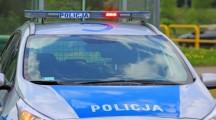 Podczas kontroli przestrzegania kwarantanny policjanci zauważyli podejrzany pojazd