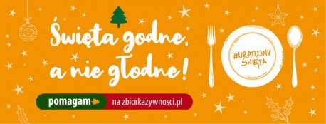 Trwa Świąteczna Zbiórka Żywności