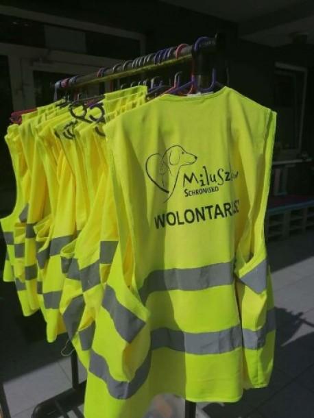 Zapraszamy wolontariuszy do Miluszkowa