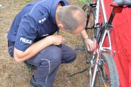 Zapraszamy na bezpłatne znakowanie rowerów w Krajence