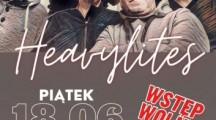 Zapraszamy na koncert  zespołu Heavylites