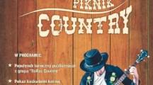GOK w Kaczorach zaprasza na Piknik Country do Dziembówka