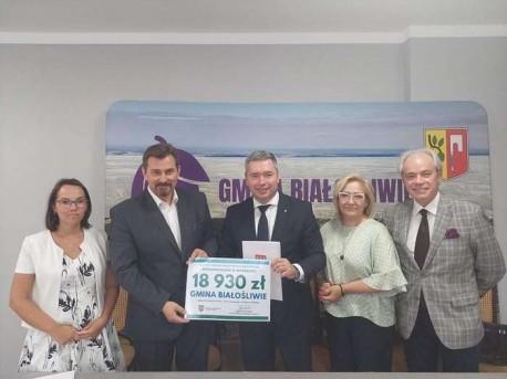 Trzecia umowa na Błękitno-zielone inicjatywy dla Wielkopolski podpisana!