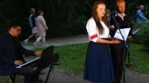 W pilskim Parku muzycznie uczczono 77. rocznicę wybuchu Powstania Warszawskiego