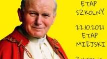 Złotów. Miejski konkurs wiedzy o św. Janie Pawle II dla klas III SP