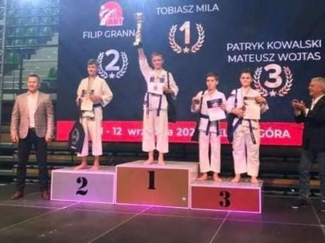 Sukcesy pilskich karateków w mistrzostwach Polski