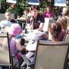 Prezydenci Piły czytali dzieciom w parku