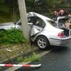 Wypadek drogowy na K-11