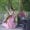Francuska muzyka zabrzmiała w Parku Miejskim
