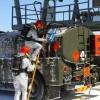 Rozszczelniona cysterna z paliwem lotniczym w Jednostce Wojskowej w Dolaszewie