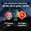 Zapraszamy na mecz Polonia Piła vs. Pogoń Łobżenica