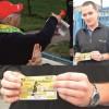 Dzięki biletom od Henryka Stokłosy oglądali mecz Victorii