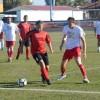 Wygrana Powiatu w meczu charytatywnym piłki nożnej