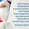Życzenia Bożonarodzeniowe od Tętna Regionu