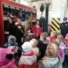 Przedszkolaki odwiedziły pilskich strażaków