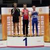 Arek Drozdowicz z pilskiej GWDY halowym mistrzem Polski