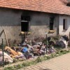 Pożar mieszkania w Zelgniewie