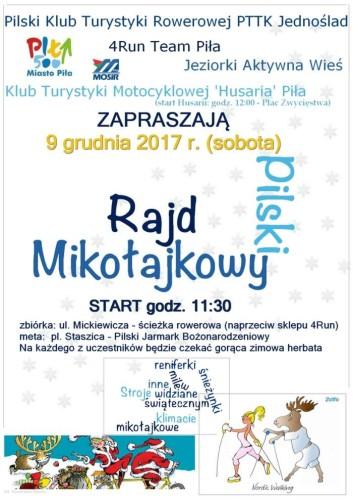 Pilski_Rajd_Mikolajkowy
